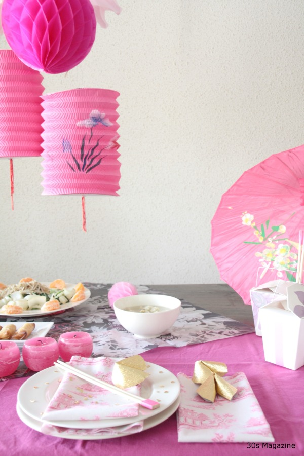 Chinese tablescape 2