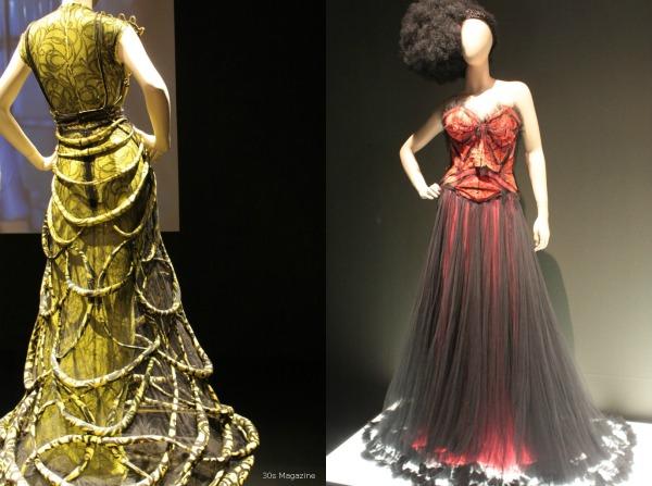 Jean Paul Gautier dresses