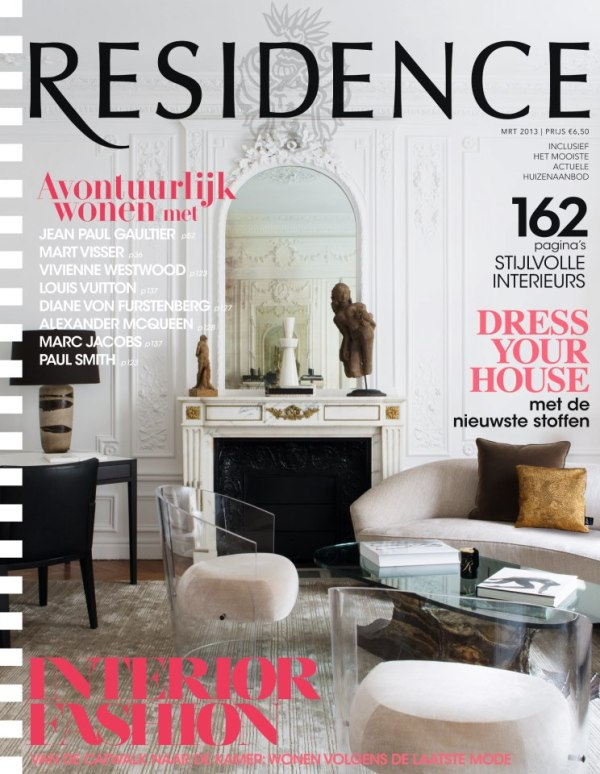 Residence March issue