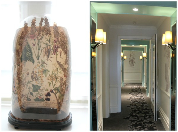 Ampersand hallway