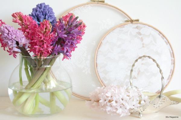 flower arrangement Easter