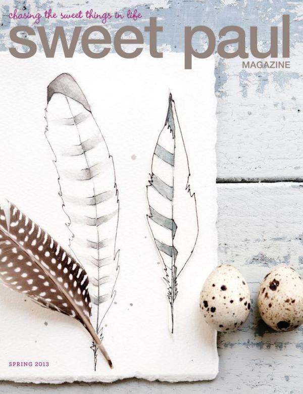 sweet paul spring