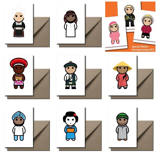 Etnik cards