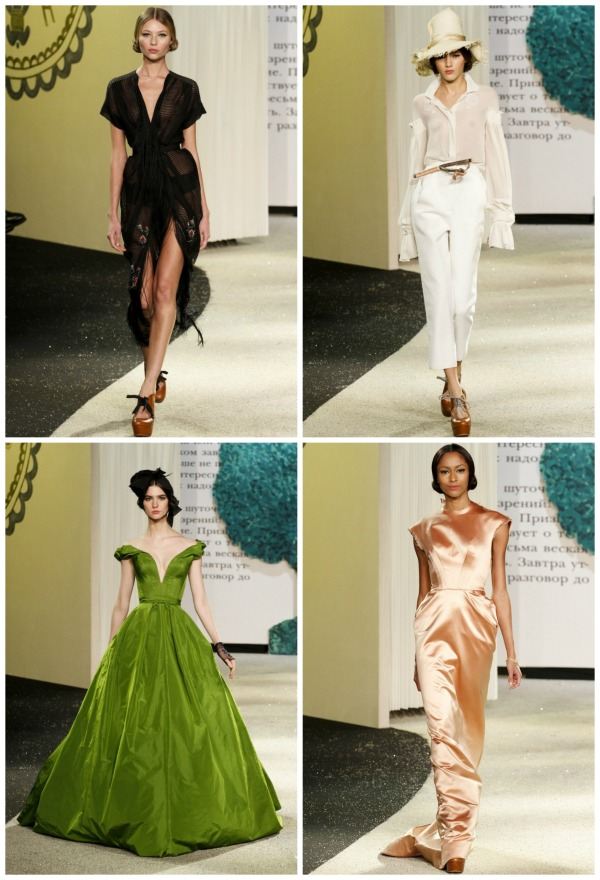 runway collage
