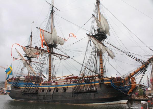 gothenburg tall ship