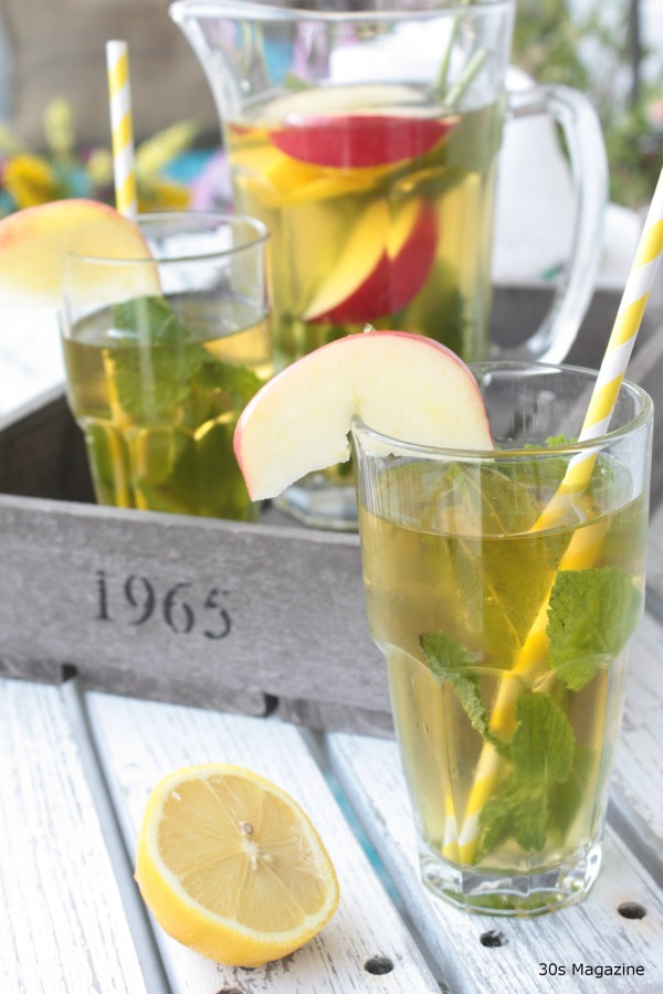 iced tea DIY