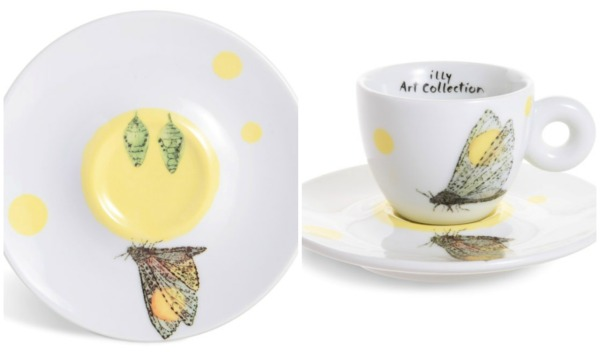 kiki illy cup and saucer