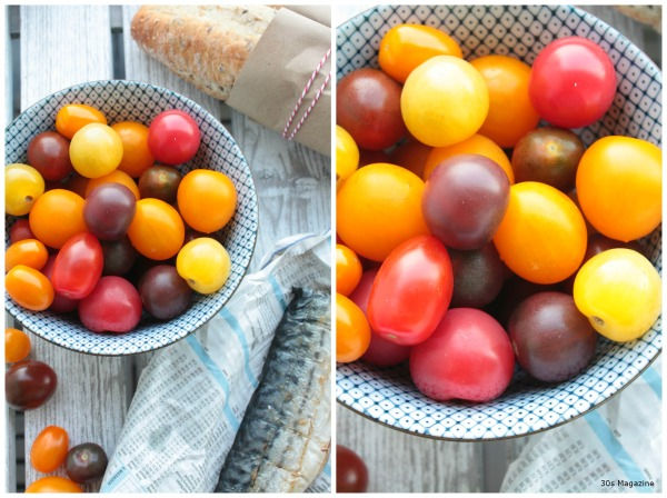summer mix tomatoes