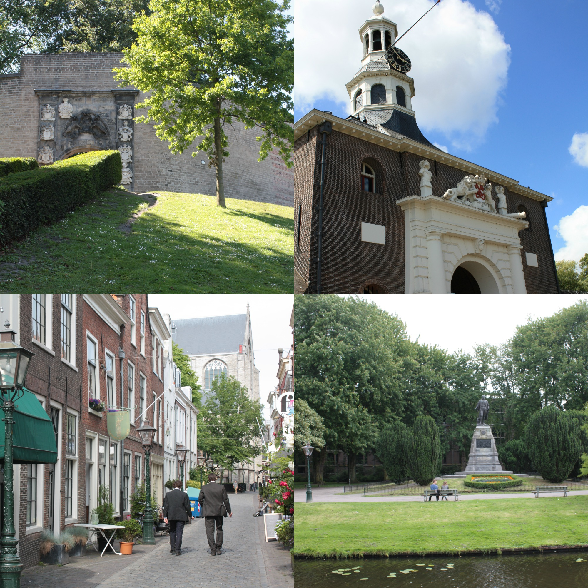photo ops in Leiden