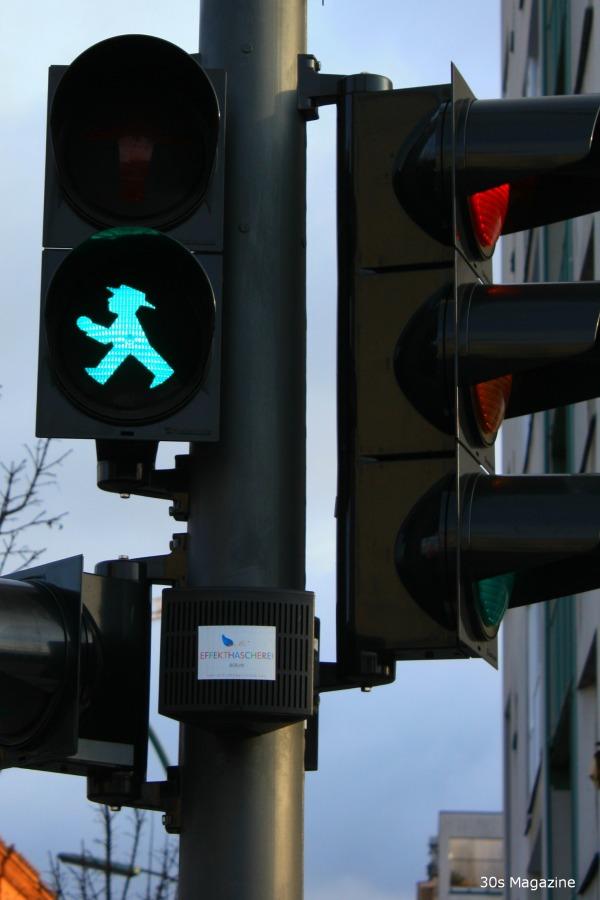 Berlin traffic light