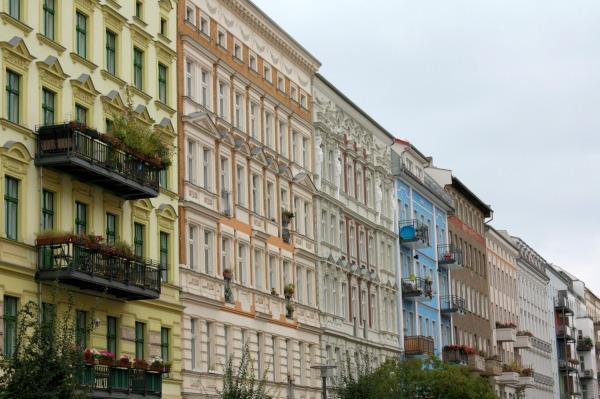 facades berlin