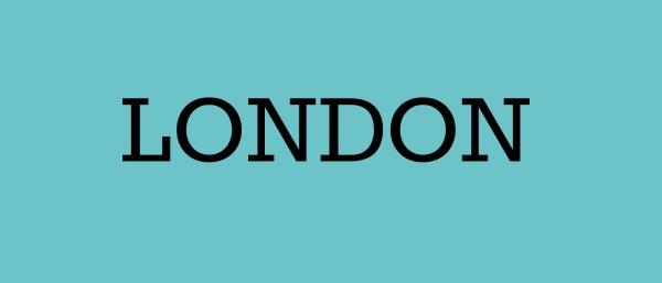 london banner