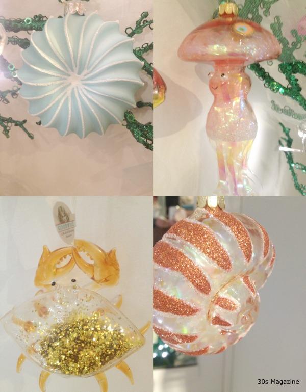 christmas shells