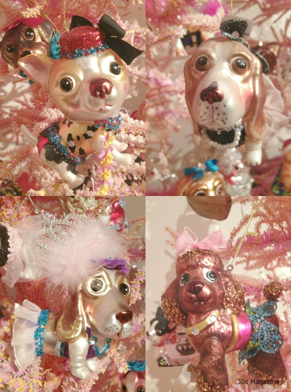dogs baubles