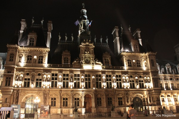 Paris by night 1