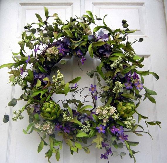 spring wreath 4