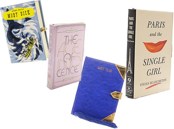 book clutches