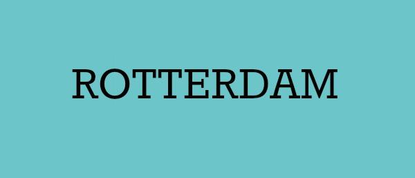 Rotterdam banner