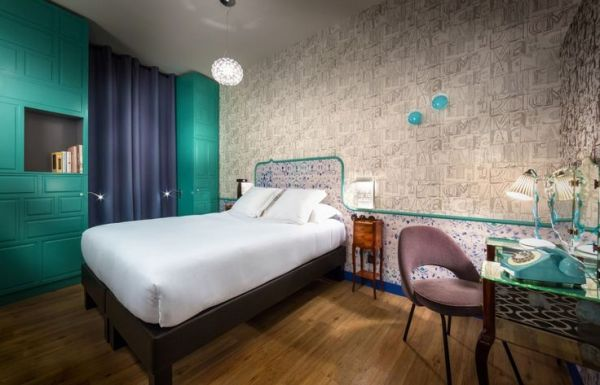 Crayon Rouge Hotel 5