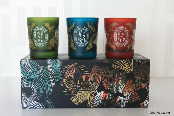 Diptyque holiday limited edition