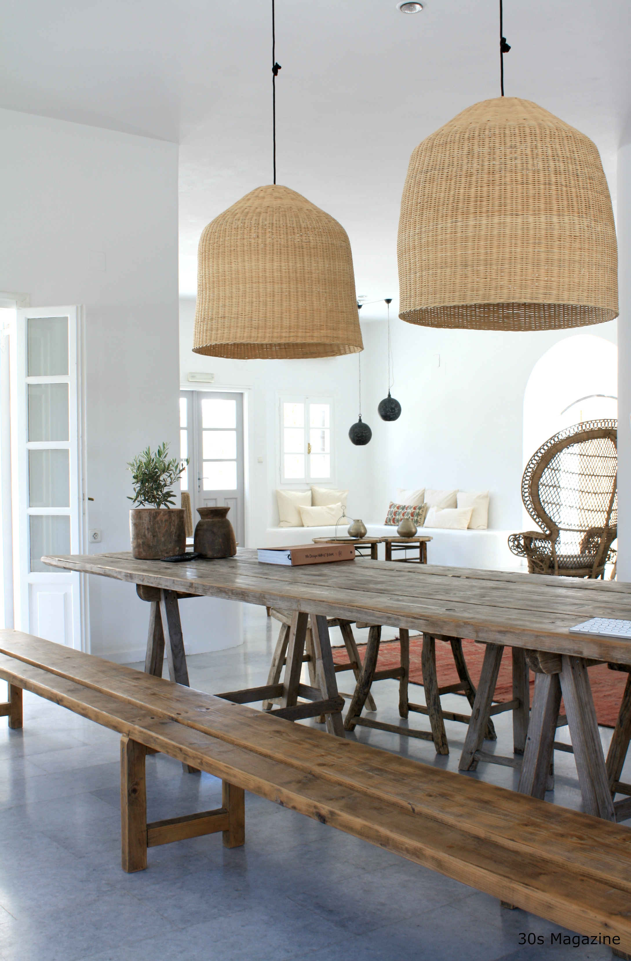 Trend: The Basket Lamp – 30s Magazine