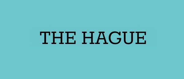 Den Haag banner