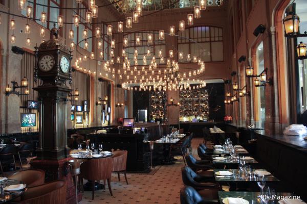 Restaurant The Duchess In Amsterdam 30s Magazine
