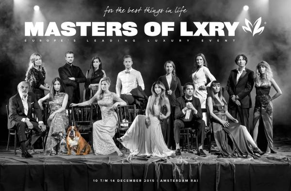 masters of luxury