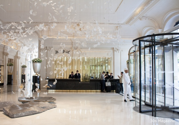 Peninsula Paris hotel