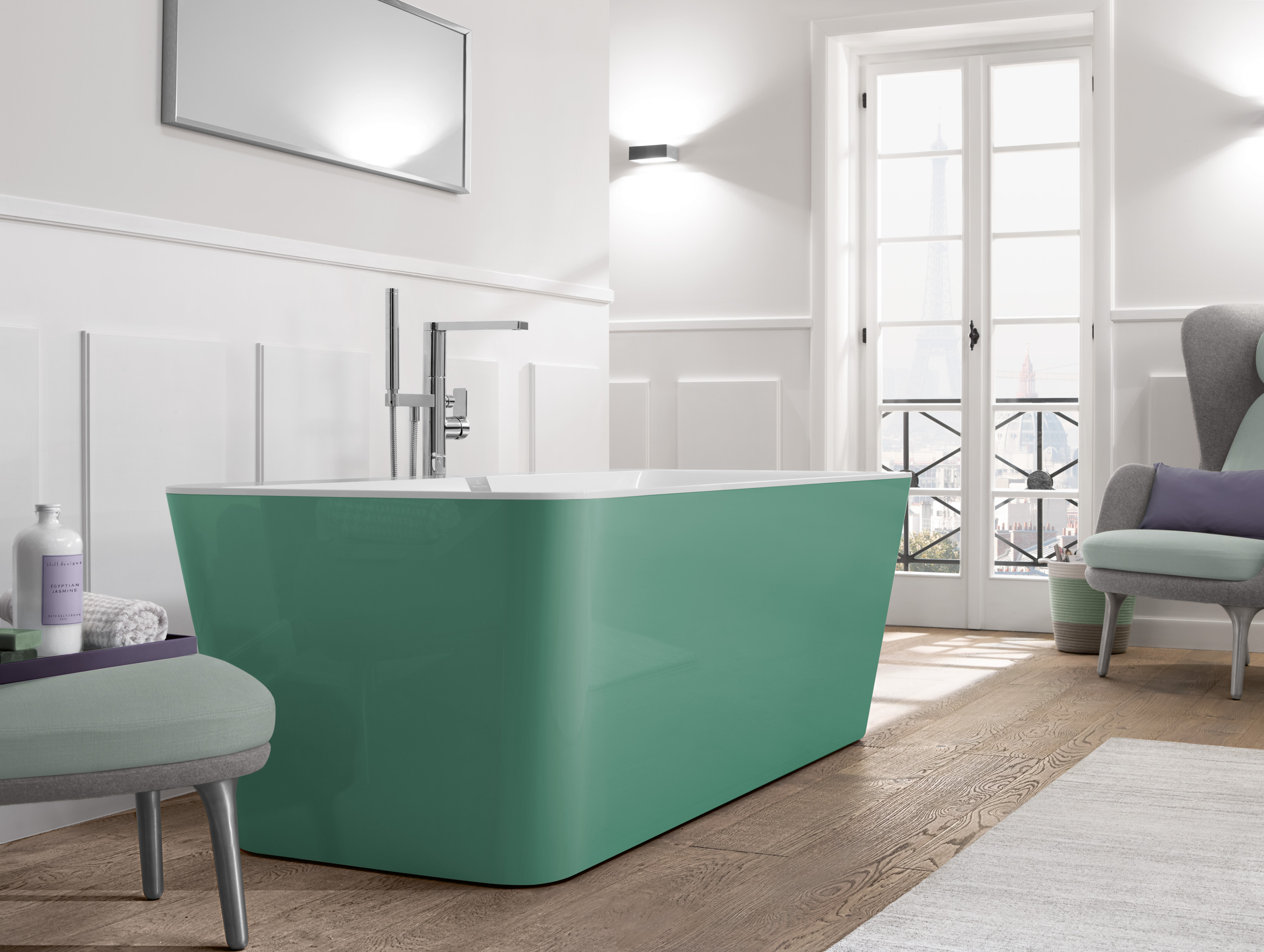 Villeroy and bock Artis color bathroom. Inject Colourful Elegance in your Bathroom with Villeroy   Boch