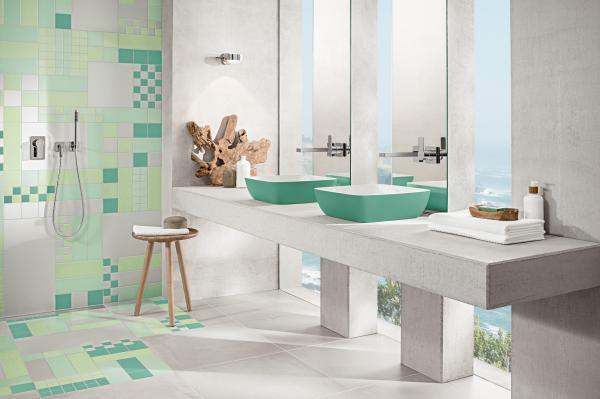 Inject Colourful Elegance In Your Bathroom With Villeroy Boch