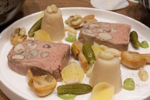 Restaurant Lt Cornelis menu