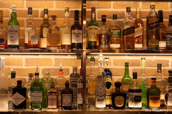 Tailor cocktail bar Amsterdam