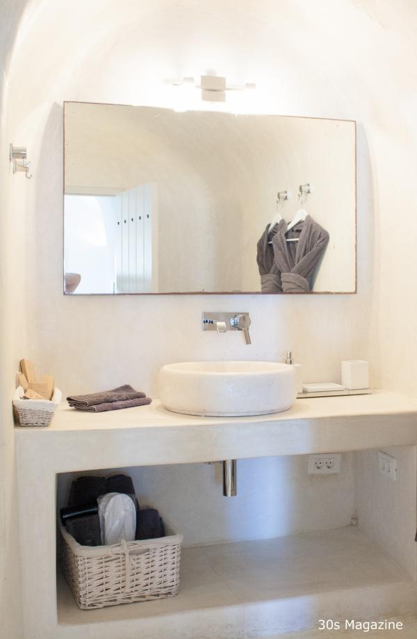 bathroom Kapari hotel