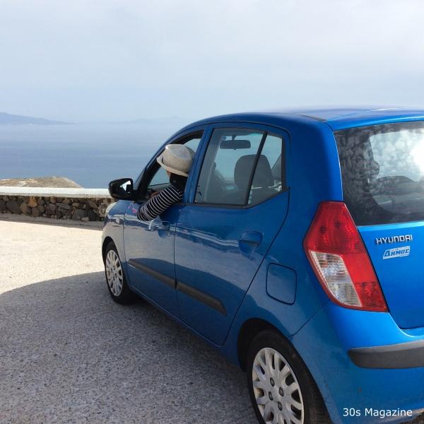 sunny rental cars experience