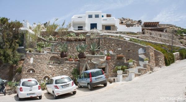 Greco Philia hotel Mykonos