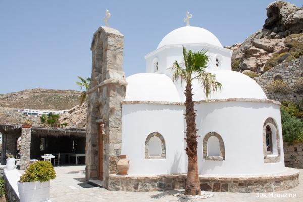 Chapel at Greco Philia