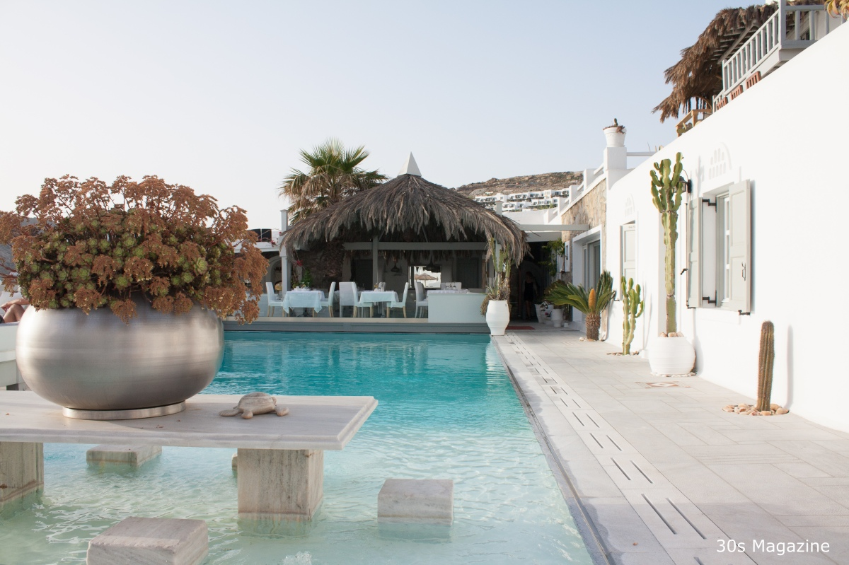 Hotel to Heart: Greco Philia Hotel Boutique in Mykonos