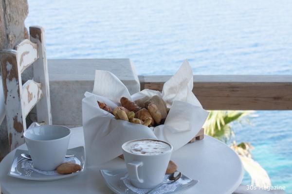 breakfast at Greco Philia