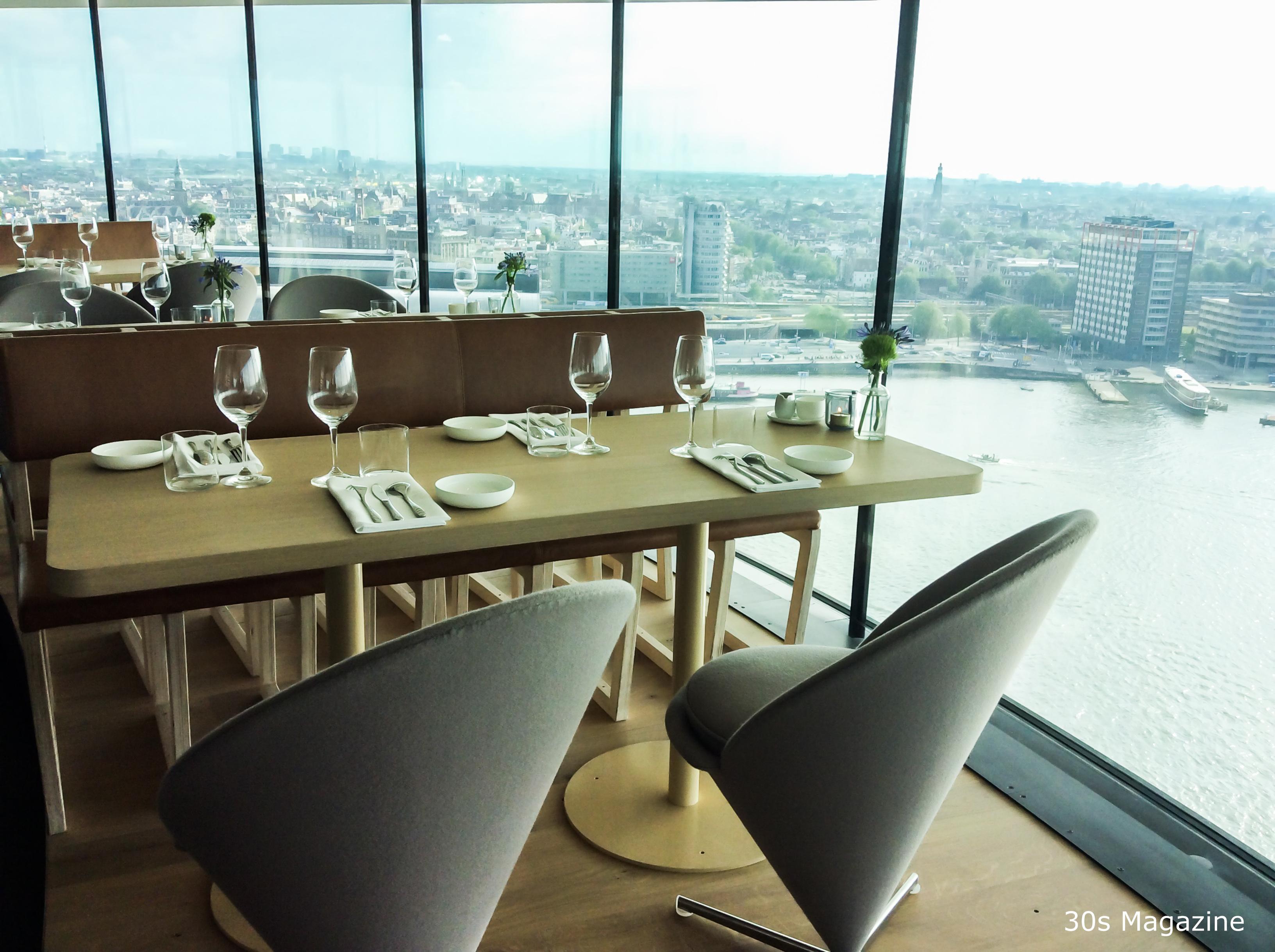 Nouveau Fine Dining at Restaurant Moon Amsterdam – 30s Magazine