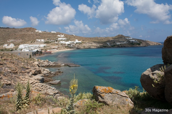 Mykonos hiking