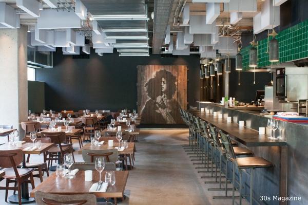 Restaurant C Amsterdam