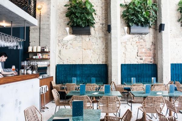 Paris Hotspot Restaurant Daroco Amp Bar Danico 30s Magazine