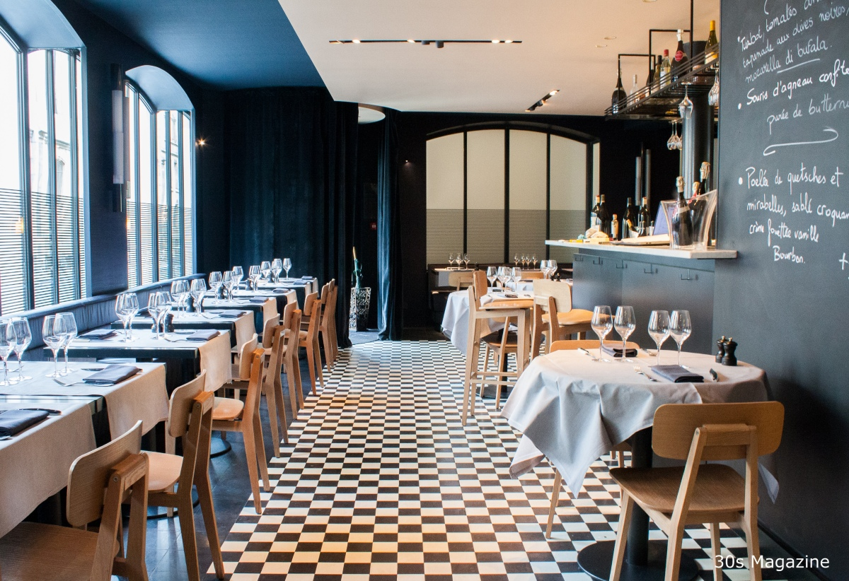 restaurant la r galade conservatoire in paris 30s magazine. Black Bedroom Furniture Sets. Home Design Ideas
