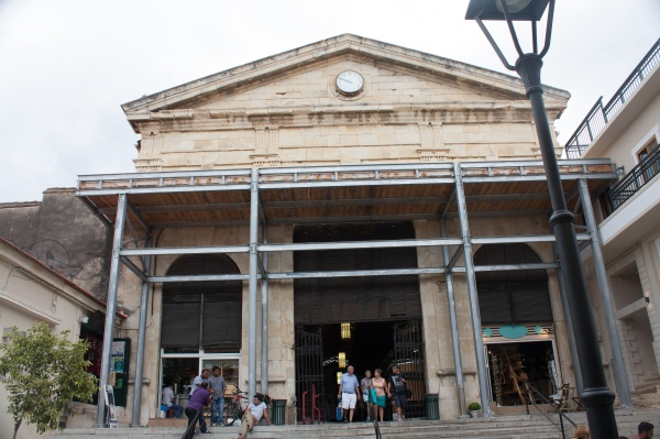 Chania Market hall