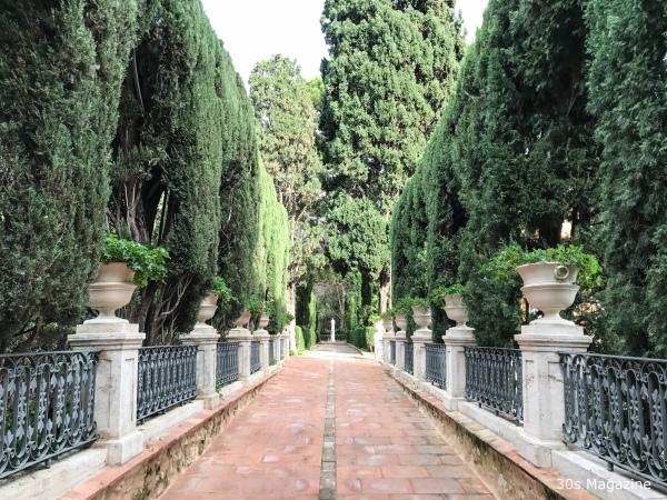 Valencia s best kept secret jardin de monforte 30s magazine for Jardines de monforte valencia