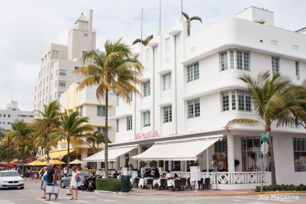 Art Deco District Miami