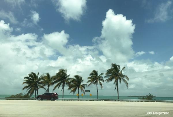 Overseas Highway one Florida