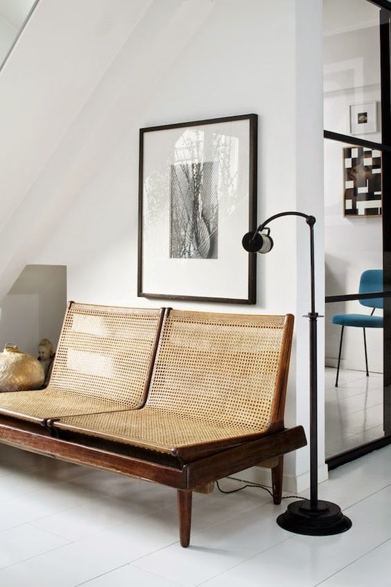 Trend Furniture With Cane Webbing 30s Magazine