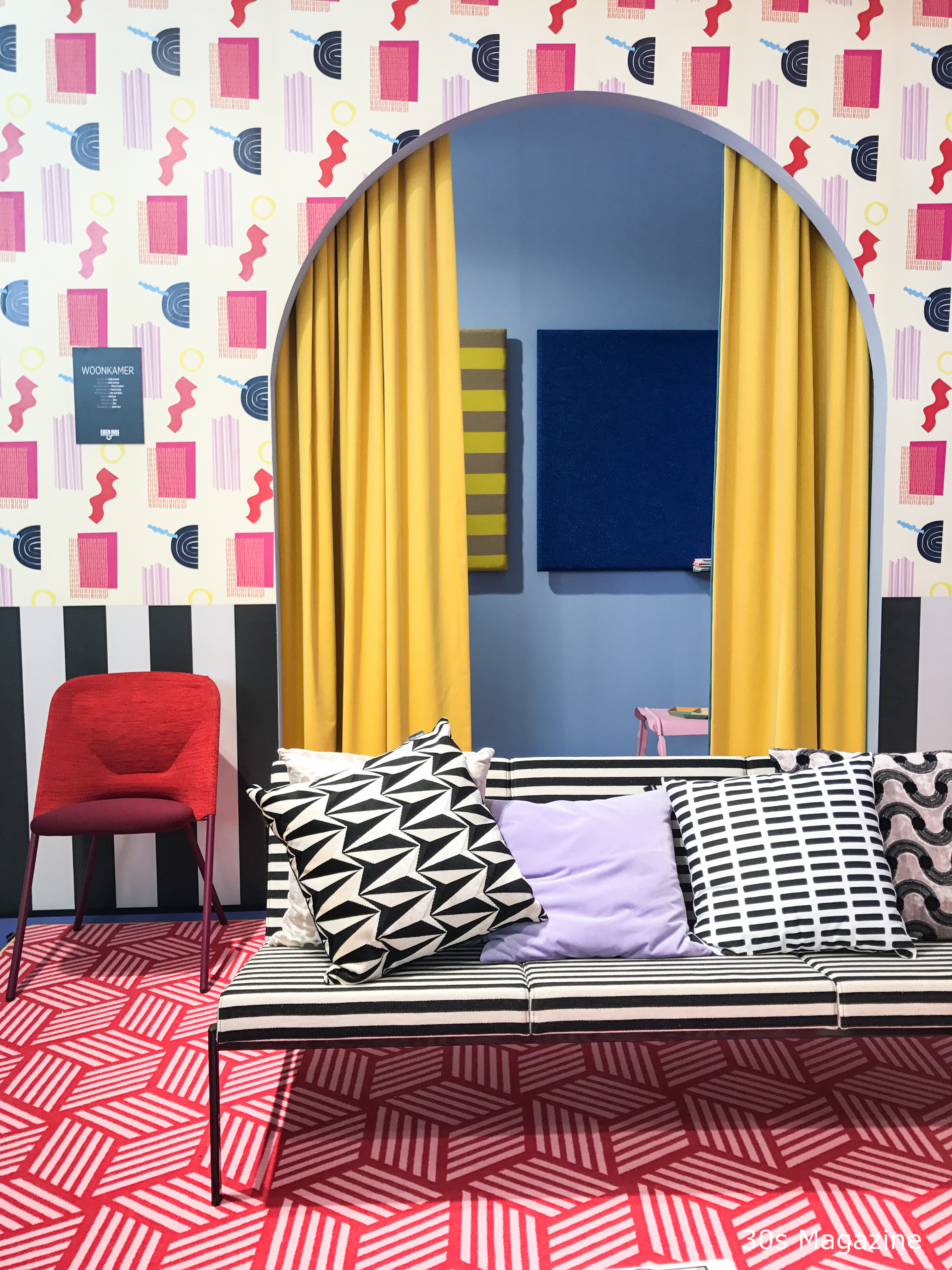 Home Decor Inspiration At The Vt Wonen Design Exhibition 2017 30s Magazine
